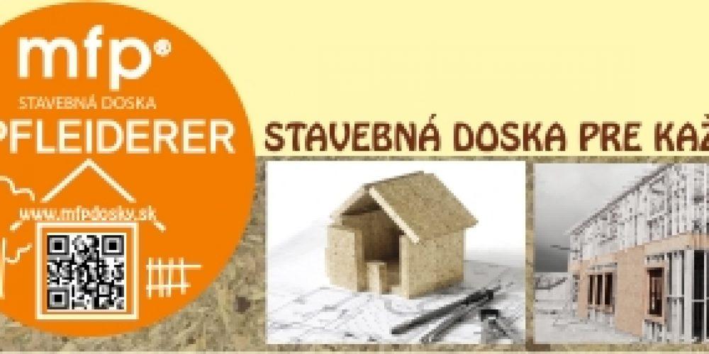 Pre Vašu stavbu i rekonštrukciu